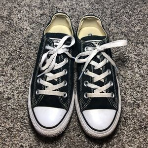 Converse Chuck Taylor All Star Black Sneakers
